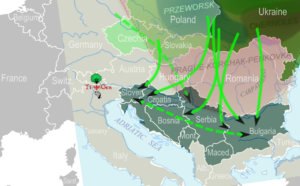 TiGen Southern-Slavic admixture 2012-03